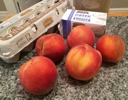 Peach bars 1