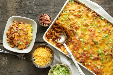 Dutch Farms 187 Easy Oven Baked Chili Mac