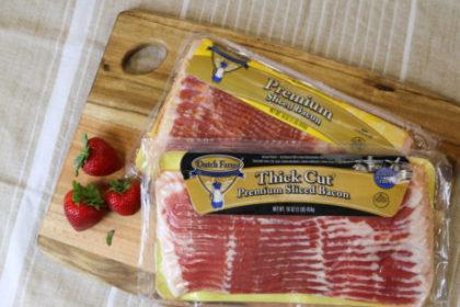 Dutch Farms 187 Strawberry Bacon And Peanut Butter Sandwich